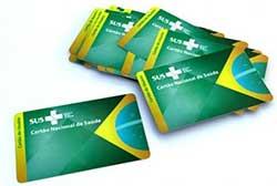 SUS Cartão Nacional De Saúde